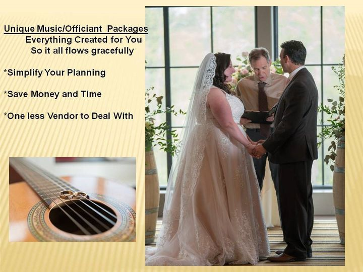 Dwight's Wedding Guitar