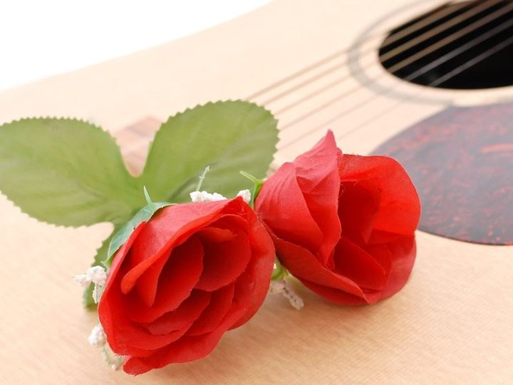 Tmx 1426512389250 Guitar And Flowers Suncook, New Hampshire wedding ceremonymusic