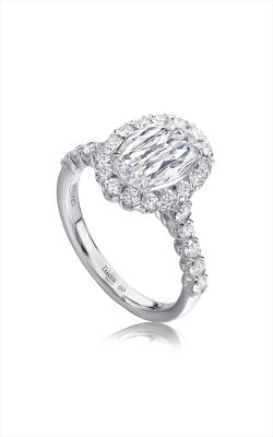 Christopher Designs Oval Halo