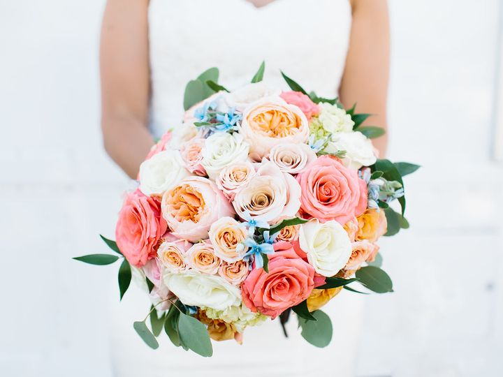 Tmx Hogan Bouquet 51 491837 East Greenwich, RI wedding florist