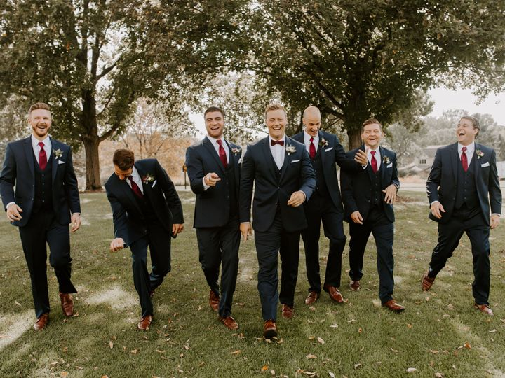 Tmx Garinbridalparty 154 51 102837 Lakeville, MN wedding venue