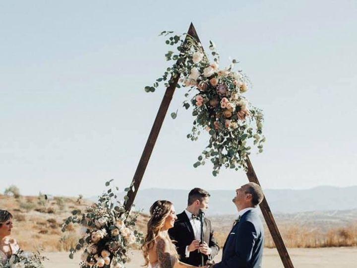 Tmx Triangle Arch Pic 51 1032837 Vallejo, CA wedding rental