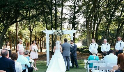 Port Royal Club House - Hilton Head Island Weddings
