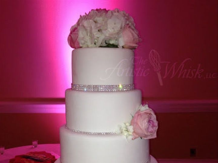 Tmx 1516745431 009fe696a25bbc46 1516745430 2a22d4c1bcbefad7 1516745420195 1 5 Tier Simple Fond Saint Petersburg, Florida wedding cake