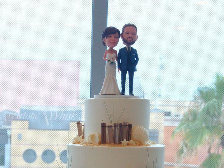 Tmx 1516746219 5b9d5d70d3c64ad3 1516746218 952330fcb760a177 1516746218206 6 Big Bend   Butterc Saint Petersburg, Florida wedding cake