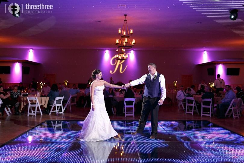 Dance floor - Three-Three Photography