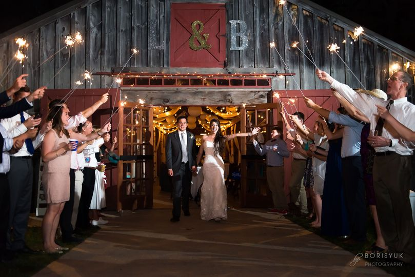 Barn affair