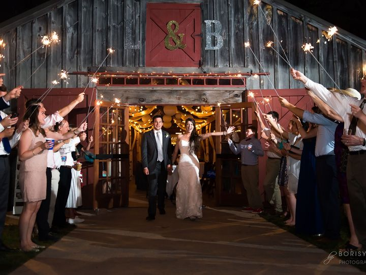Tmx 1487089928 2f8e9bd50349a455 Longlook Barn.sparklers  1  Copy White River Junction, Vermont wedding planner