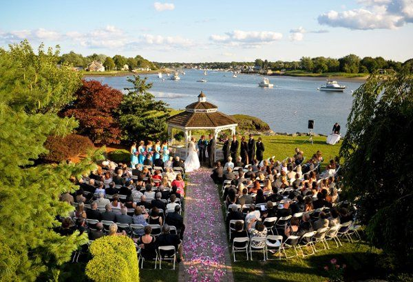 Wedding at the Danversport