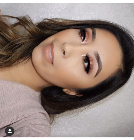 Night out glam