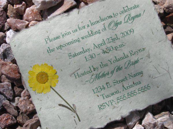 Wedding Invitations Az: Paper By Olga