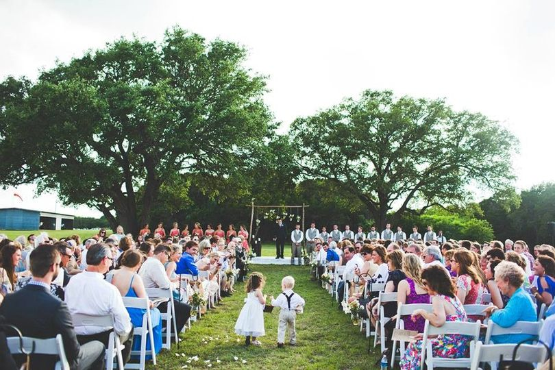 waco wedding ceremony space