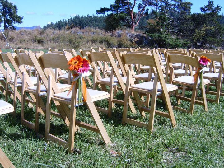 Tmx 1457380691249 Wodd Padded Chairs Eastsound, WA wedding rental