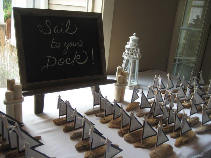 800x800 1442778824167 Lincoln Hills Golf Club Nautical Wedding Reception