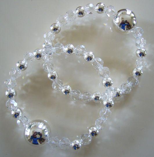 Crystal Fantasy Sterlng Silver