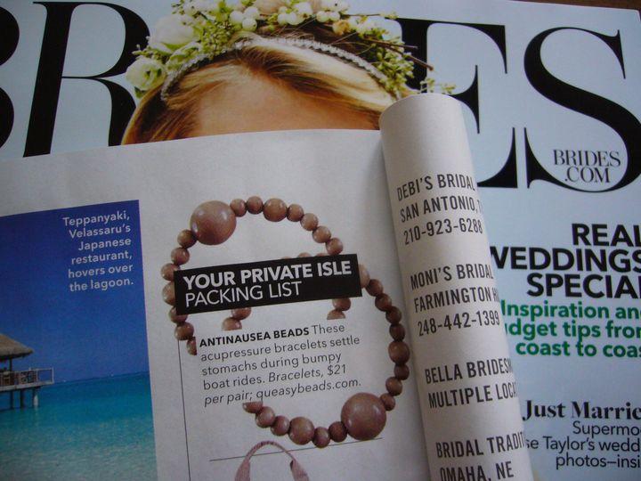 Tmx 1432168259370 Brides Magazine 2014 Baldwinsville, NY wedding jewelry