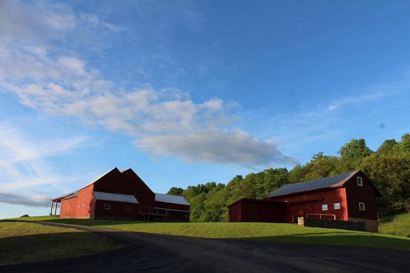 Barn and tap house