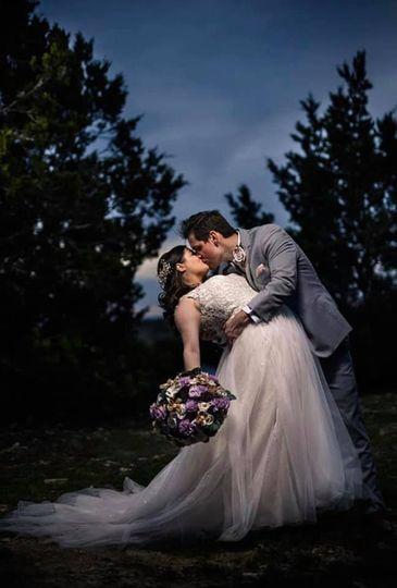Romantic photo opportunities