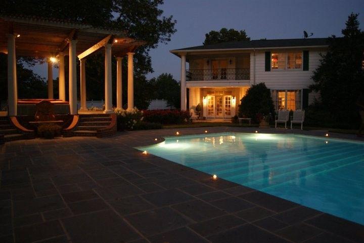 Pine Manor Estate pool