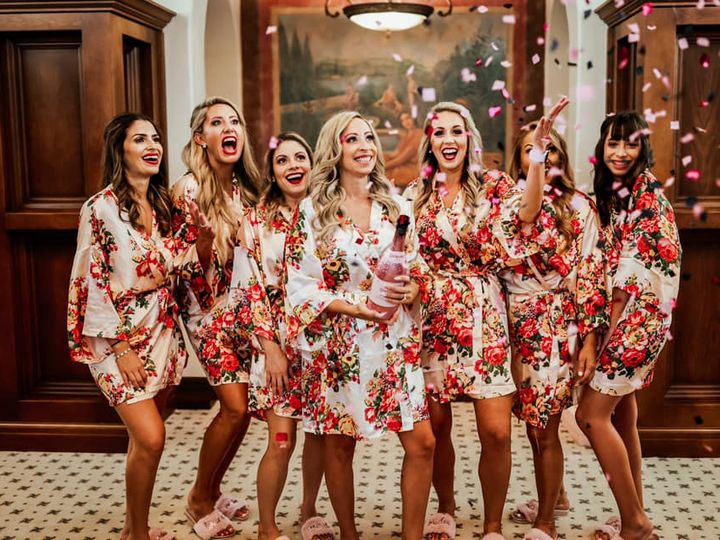 Tmx Bridesmaid Robes 51 1020937 160398704720705 Orlando, FL wedding beauty