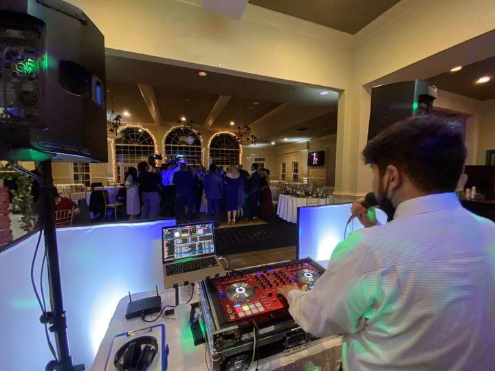 Your DJ and MC