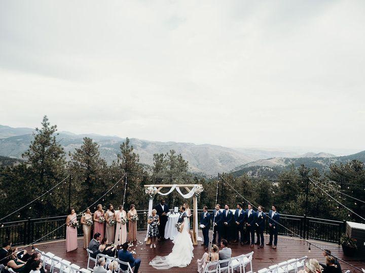 Tmx Caynon Deck 51 1937 V1 Golden, CO wedding venue