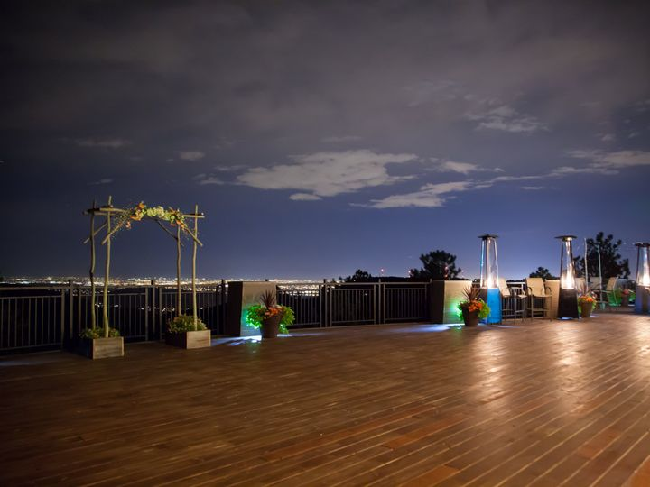 Tmx Night View Canyon Deck 51 1937 V1 Golden, CO wedding venue