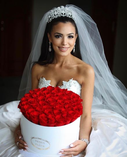 Roses as perfect as Rudina