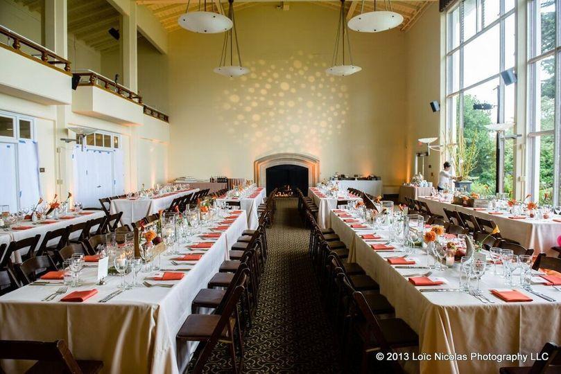 Golden Gate Club  Ventana Room
