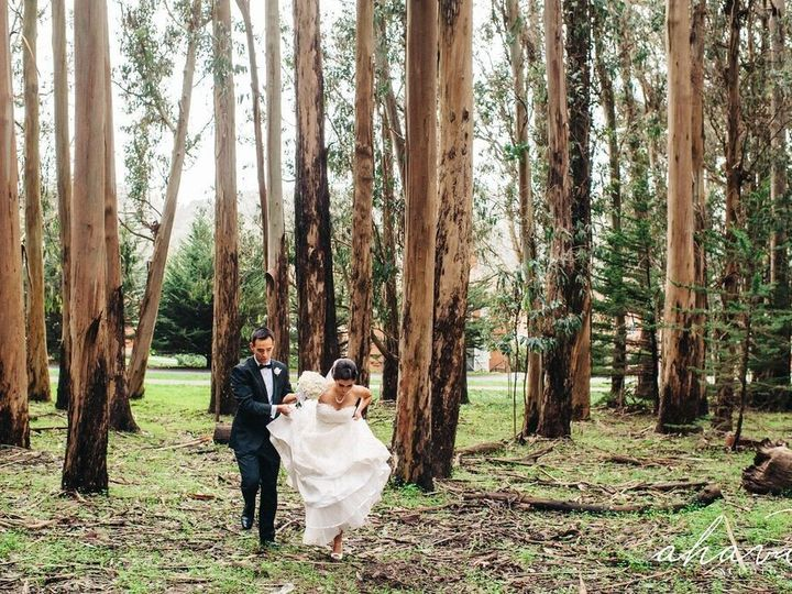 Tmx 1449773493473 Oc Historic Forest With Coupleahavadropbox San Francisco, CA wedding venue