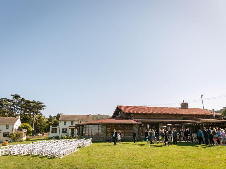 Tmx 1449778945943 Log Cabinoutside Cermenony San Francisco, CA wedding venue