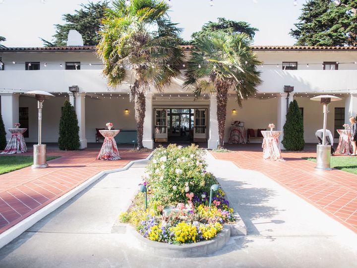 Tmx 1449779073441 Courtyard View San Francisco, CA wedding venue