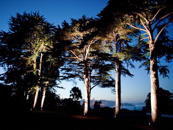 Tmx 1449779126823 Trees Outside Uplit San Francisco, CA wedding venue