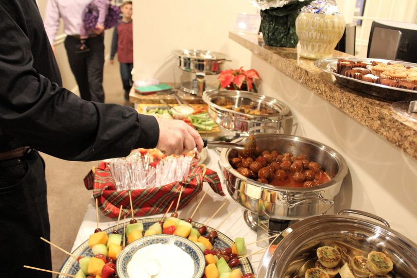 FFF Catering & George's Famous BBQ