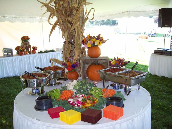 Tmx Fall Display 51 32937 Red Lion, PA wedding catering