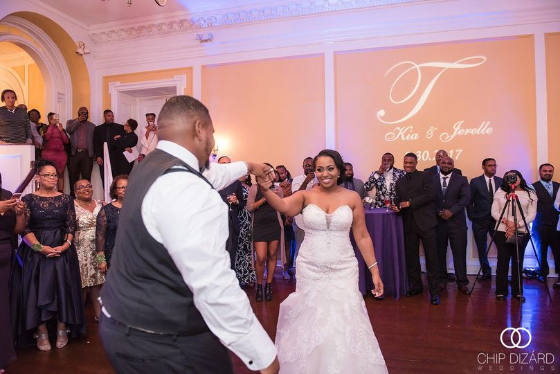 First dance | Devin Trent Photography