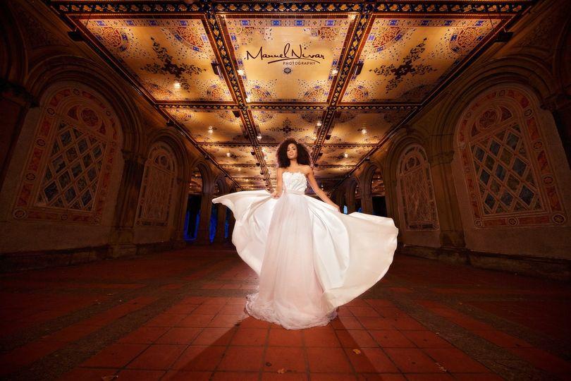 A radiant bride - Nivar Photography & Film