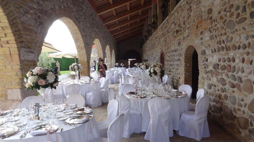 Wedding at Gardasse