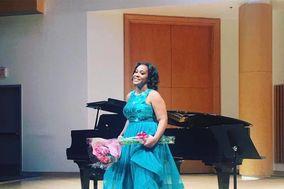 Calebria Webb, mezzo-soprano