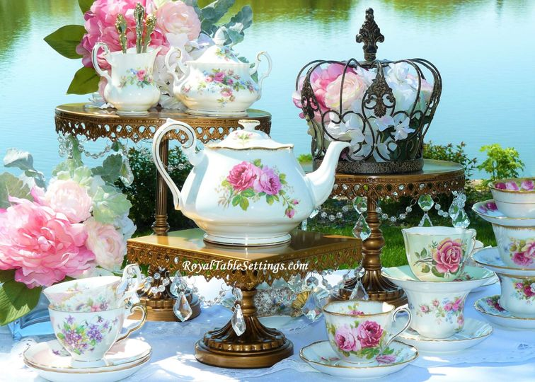 Host a Royal Tea Party!