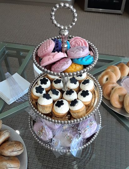 3-Tiered Cake Stands
