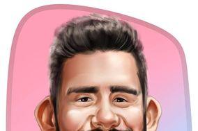 Edson caricature