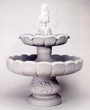 Tmx 1289836368988 GrayPlasticFountain Independence wedding rental