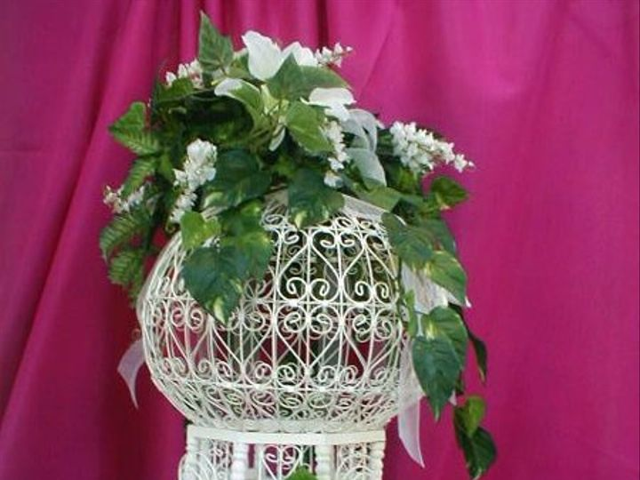 Tmx 1289837060722 BirdCageWhiteVictorian Independence wedding rental