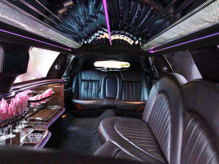 Tmx 1481656243461 Interior Limo 3 All Points Saint Petersburg wedding transportation
