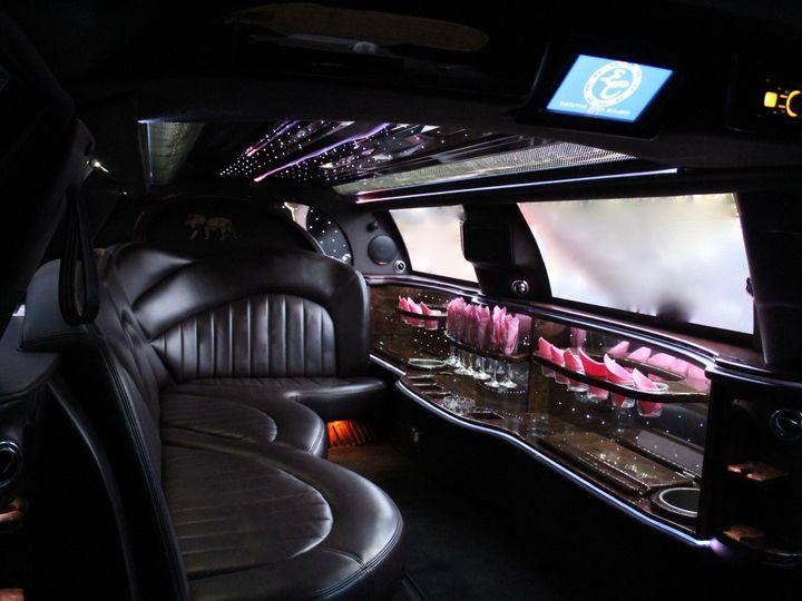 Tmx 1481656303678 Interior Limo 2 All Points Saint Petersburg wedding transportation