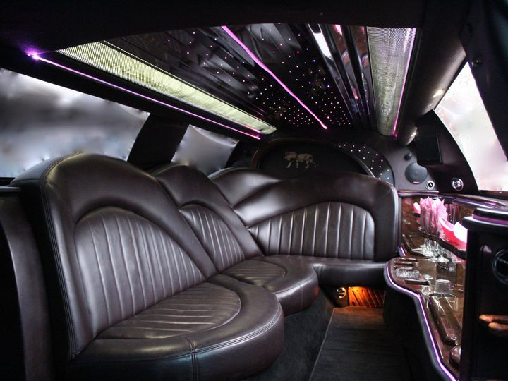 Tmx 1481656306596 Interior Limo 1 All Points Saint Petersburg wedding transportation