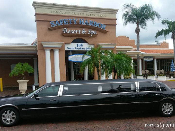 Tmx 1481656335555 Limo At Clearwater Spa Saint Petersburg wedding transportation