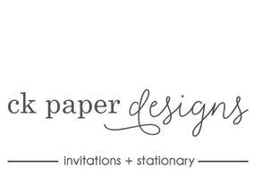 CK Paper Designs
