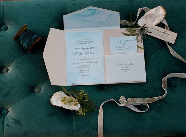 Tmx 1515370727 085f1aa4992d34d0 1515370725 D80e3f222756af99 1515370724105 7 Wedspiration Real  Marysville wedding invitation